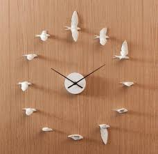 artsy wall clocks