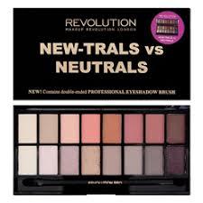 makeup revolution new trals vs neutrals palette