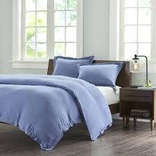 blue and white fl duvet covers blue and white duvet covers queen ink ivy jersey cotton