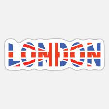 Die einteilige küchenrückwand von dekoglas wird im digitaldruck hergestellt. London Flagge Buttons Klein Spreadshirt