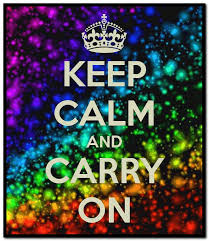 Keep Calm Quotes Beauteous Keep Calm And Carry On
