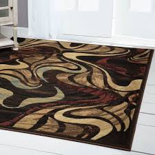 bold modern rugs brinegar black contemporary area rug