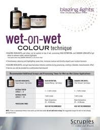 Scruples Wet On Wet By Laceys Hair And Beauty Supplies Ltd