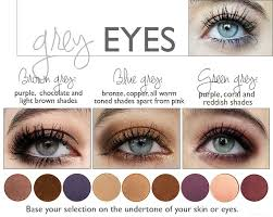 makeup to make grey eyes pop colours that emphasize your eyes