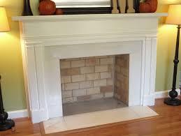 Diy Mantels For Fireplaces Diy Fake Fireplace Mantel Home Design Ideas