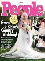 Gwen Stefani and Blake Shelton's ...
