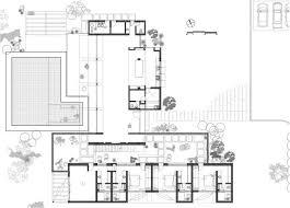 Wonderful Modern Minimalist House Floor Plans And Also Architecture