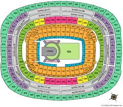 Fedex Field Seating Chart Fedex Field Seating Chart