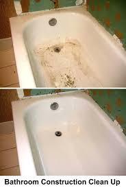 how to clean a bath tub naturally bon ami how to clean bathroom tub