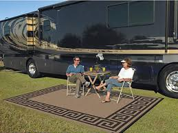 rv awning patio rugs best outdoor rug for camping outdoor designs