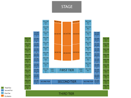Benaroya Seating Chart Benaroya Hall Seating Chart And Tickets