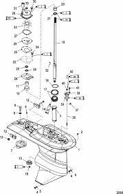 Mercury Outboard Fuel Mixture Chart Mercury Outboard 115 Hp Diagrams Get Rid Of Wiring Diagram