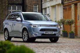 First drive: Mitsubishi Outlander PHEV GX4h car review | Company ...