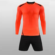 Online Shop Soccer Jersey Long Sleeve Football Uniform for <b>Men</b> ...