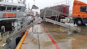 Ship Gangway Design Make Way For The New Gangway Fiskerforum