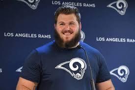 Rookie Greg Gaines aims to be Rams' starting defensive tackle ...