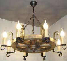 round wrought iron candle chandelier chandelier candle lighting wood candle chandelier round wrought iron candle chandelier