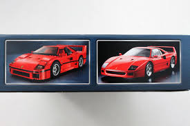 Free shipping for many products! Lego Creator Ferrari F40 10248 A Photo On Flickriver
