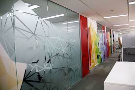 office glass frosting. Geometric Frosted Sticker Office Glass Frosting F