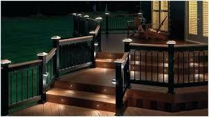 deck stair lighting ideas. Solar Deck Steps Lighting Stair Lights For Ideas