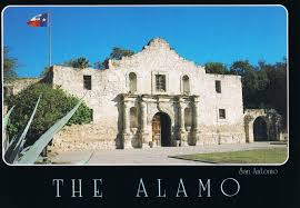 postcard friday the alamo san antonio on my feet or in my mind follow