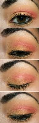 wedding makeup for brown eyes sunset eye makeup tutorial romantic wedding makeup tutorial for