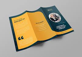 Design Professional Trifold Brochure Handout For 5 Akilmazumder Fivesquid