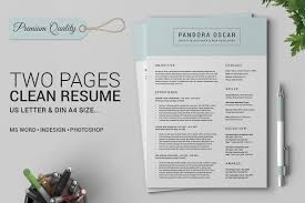 Page Resume Template Microsoft Word Tworee Download 2 Templates Free