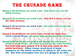 Crusades Web