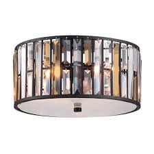 3 light flush mount ceiling light homeselects x light 3 light bronze flush mount ceiling fixture