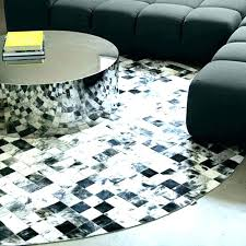large circle area rugs circular area rugs round contemporary best images on 8 5 x blue