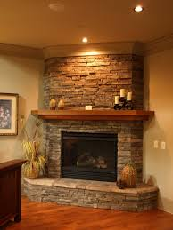 Beautiful Stone Fireplace Great Room With Beautiful Stone Fireplace