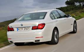 BMW Convertible bmw 7 series hybrid mpg : BMW 7 Series Focuses on Tech - Not Style - For 2013 Refresh
