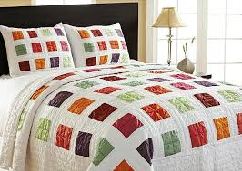 Amity Home Arabesque Twin Quilt Set & Reviews | Wayfair & Arabesque Twin Quilt Set Adamdwight.com