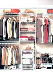 wire shelf closet organizer racks75