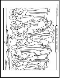 You might also be interested in coloring pages from jesus mission period category. Twelve Apostles Coloring Page Png Free Twelve Apostles Coloring Page Png Transparent Images 115986 Pngio