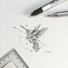 Geometric Beasts Drawing идеи для татуировок татуировки и эскиз