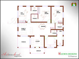 Small 2 Bedroom House Plans House Plans And Elevations Kerala House Inspiring Home Plan Ideas