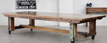 recycled wooden furniture. Wonderful Reclaimed Timber Dining Table Recycled Tables Furniture Melbourne Wooden L