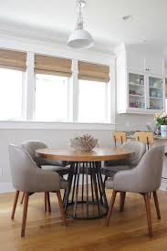 West Elm Kitchen Table Before After Brighten Up A Beach Home Front Main