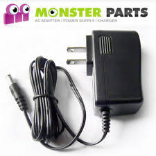 ac adapter fit fitness quest edge 288 288r wx2 112721 magnetic rebent