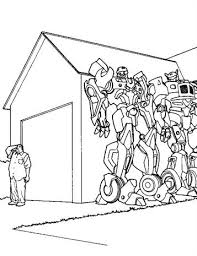 Kids N Funcom 33 Coloring Pages Of Transformers