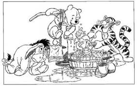 Disegni Da Colorare Di Winnie Pooh