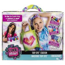 Cool Maker - Tidy Dye Station, Fashion Activity Kit for Kids Age 8 and Up Walmart.com