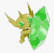 Pokemon 10302 Shiny Mega Sableye Pokedex Evolution Moves - Mega Evolution  Shiny Sableye png - free transparent png images - pngaaa.com