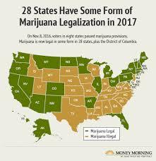 states with marijuana dispensaries