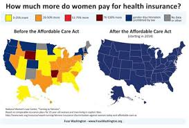Chart Of The Day The Affordable Care Act And Women Mother