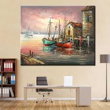 painting by numbers singapore diy oil paintingnumbers kits coloring drawing canvas sunset