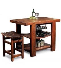 Wine Barrel Kitchen Table Reclaimed Wood Wine Barrel Kitchen Island Bar Rustic Wall Co