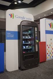 Google Vending Machine Delectable Google Wallet Vending Machine Gustavo Huber